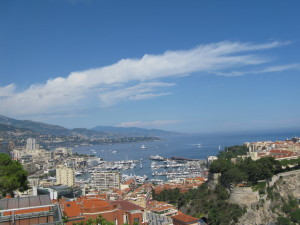 Another beautiful viewpoint from Monaco.