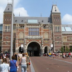 After lunch we went to the Rijksmuseum for nearly 2.5 hours which was a good time. Lots of Rembrandts, a couple of Van Goughs and other Dutch painters. Tomorrow we will spend much of the day on the Hop On Hop Off canal tour which should be lots of fun.