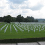 We spend all day Tuesday on a tour of the area fought over during the Battle of the Bulge. Our first stop was the Henri-Chapelle American Cemetery which was a powerful experience.