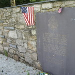 This site memorializes POWs that were slaughtered by the SS shortly after the battle started.
